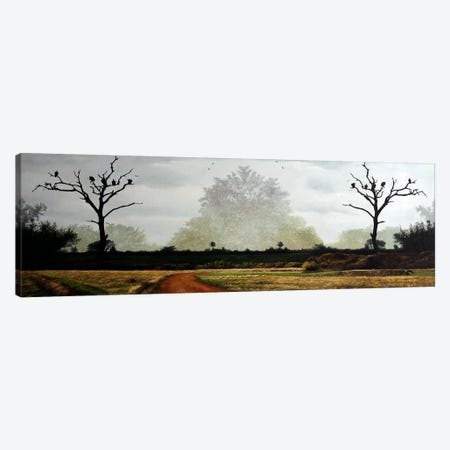 Neverwhere Canvas Print #SKN40} by Shay Kun Canvas Wall Art