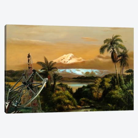 Epiphany Canvas Print #SKN45} by Shay Kun Art Print