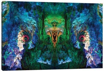 Cavern Canvas Art Print