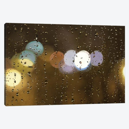 Tear Drop II Canvas Print #SKN57} by Shay Kun Canvas Wall Art