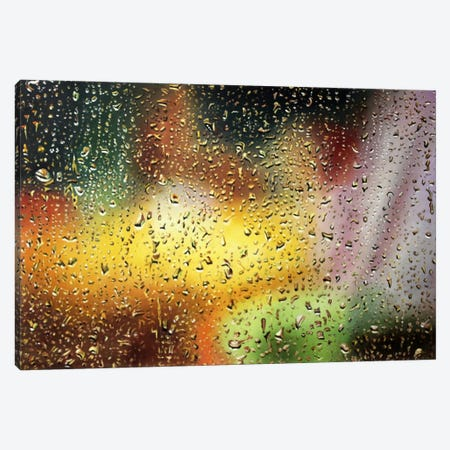 Jungle Impulse Canvas Print #SKN7} by Shay Kun Canvas Artwork