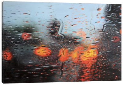 Dissolution Canvas Art Print