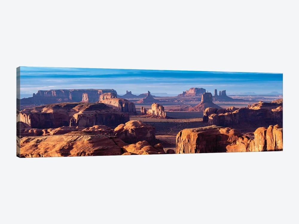 Hunts Mesa Navajo Tribal Park Sunrise II by Susanne Kremer 1-piece Art Print
