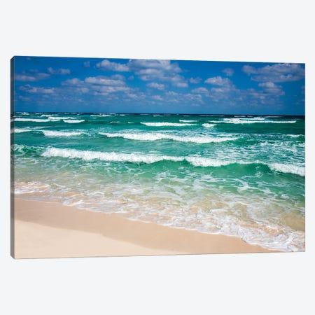 Isla Cozumel, Quintana Roo  Canvas Print #SKR104} by Susanne Kremer Canvas Art Print