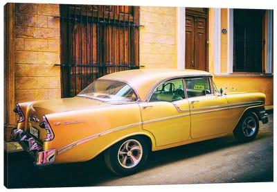 Oldtimer Old Havana II Canvas Art Print