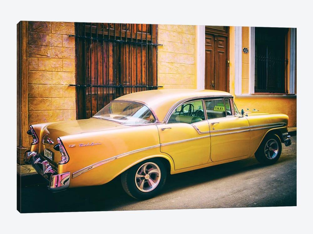 Oldtimer Old Havana II by Susanne Kremer 1-piece Canvas Artwork
