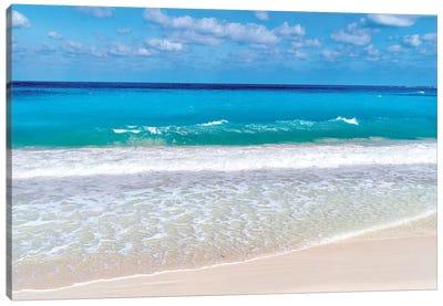 Paradise Island Cabbage Beach  Canvas Art Print