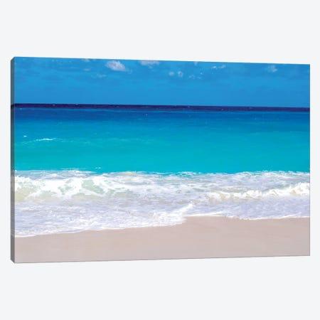 Paradise Island Cabbage Beach  Canvas Print #SKR171} by Susanne Kremer Art Print