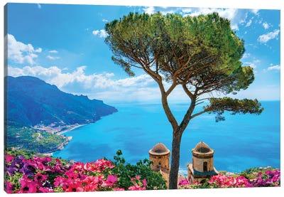Ravello, View of Amalfi Coast I  Canvas Art Print