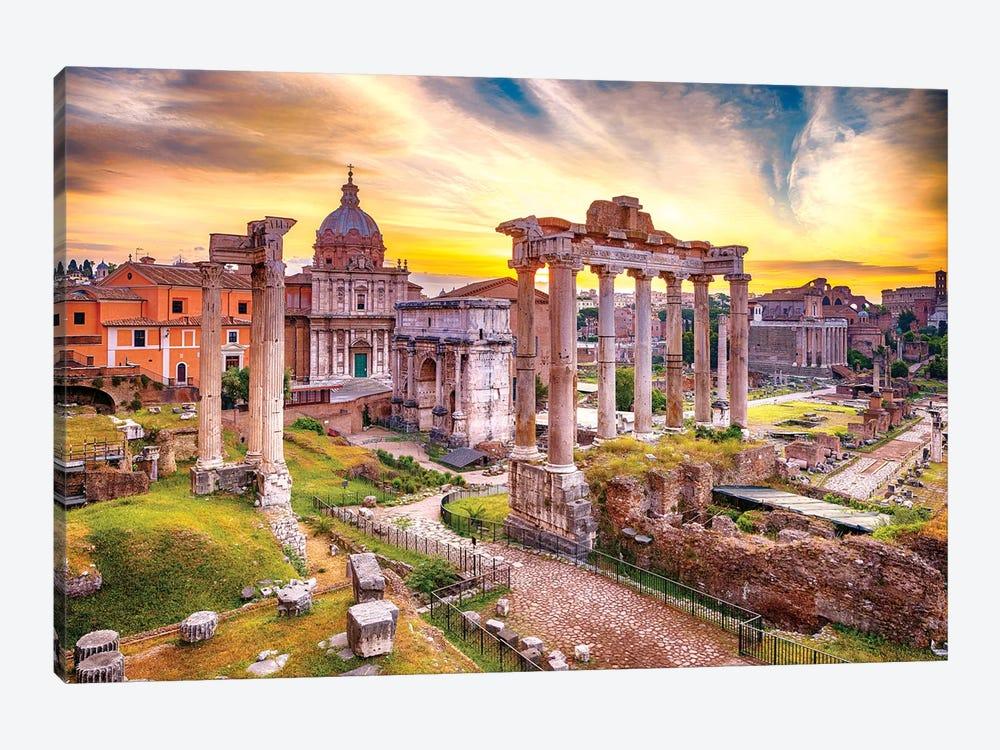 Roman Forum I by Susanne Kremer 1-piece Art Print