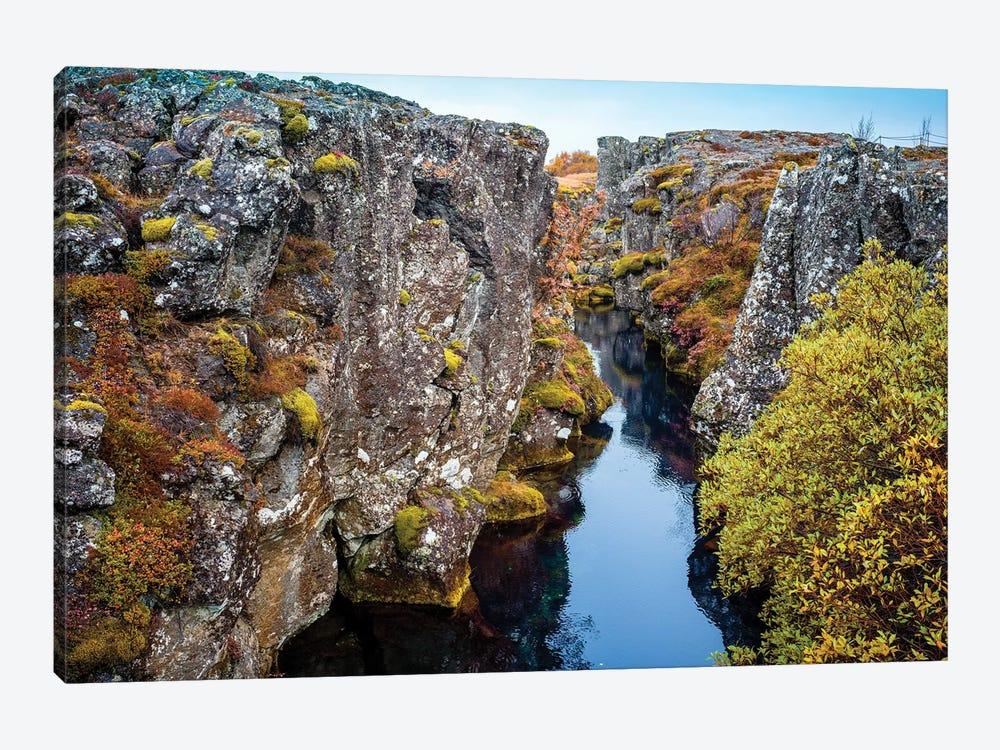 Thingvellir National Park  by Susanne Kremer 1-piece Art Print
