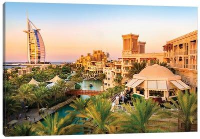 Burj Al Arab Jumeirah I Canvas Art Print