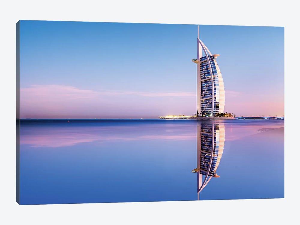 Burj Al Arab Jumeirah II by Susanne Kremer 1-piece Canvas Artwork
