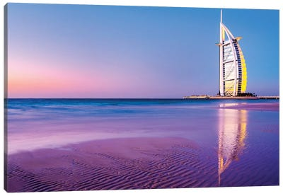 Burj Al Arab Jumeirah III Canvas Art Print