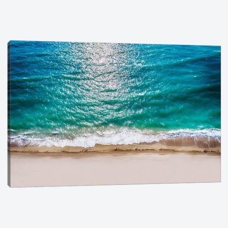 Deap Sea Canvas Print #SKR375} by Susanne Kremer Canvas Art