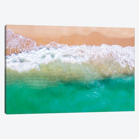 Tropical Dream Canvas Print #SKR376} by Susanne Kremer Canvas Art