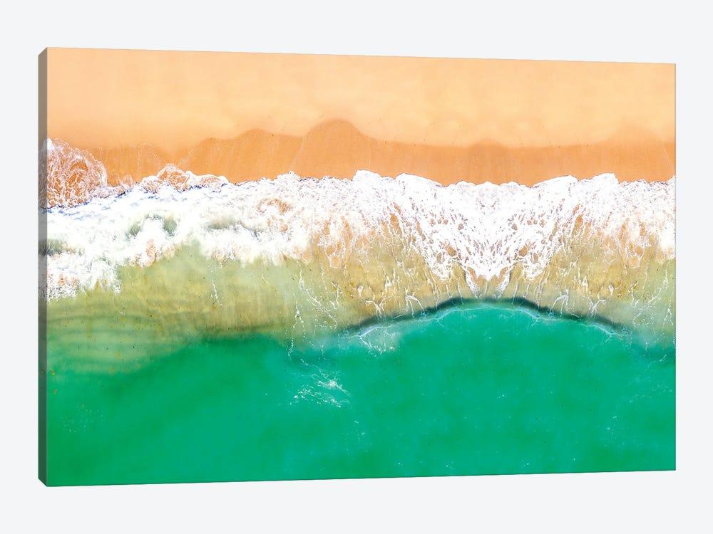 Tropical Dream Pano by Susanne Kremer 1-piece Canvas Print