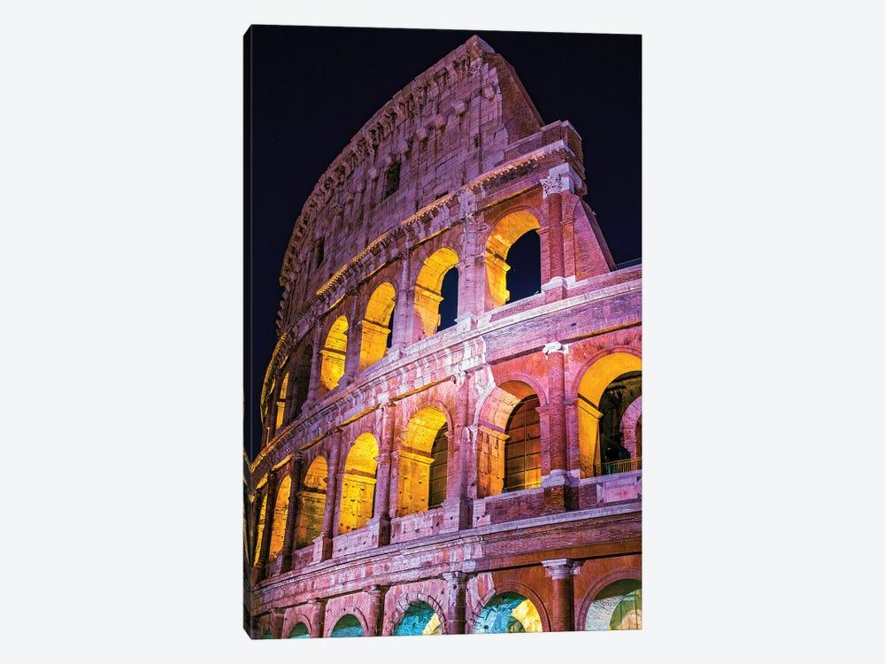 Colosseum Wall  by Susanne Kremer 1-piece Canvas Wall Art