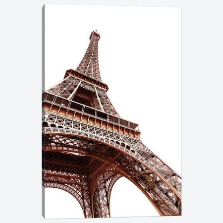 Eiffel Tower I Canvas Print #SKR60} by Susanne Kremer Canvas Artwork
