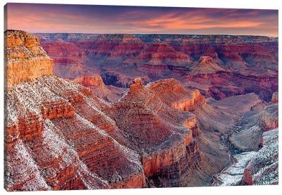 Grand Canyon South Rim III Canvas Art Print