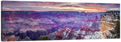 Hopi Point Sunrise I Canvas Art Print