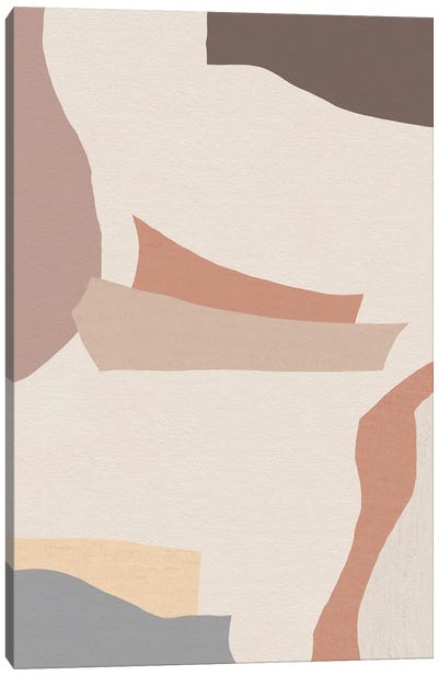 Coalesce Canvas Art Print