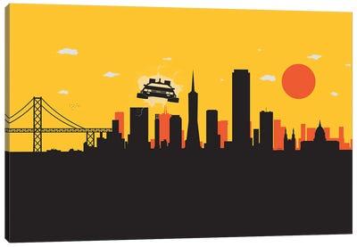 Outatime San Francisco Canvas Art Print