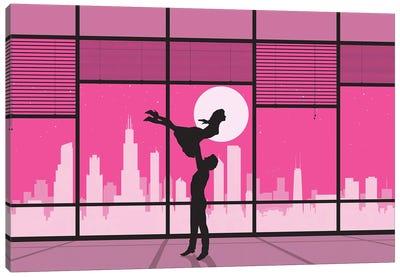 Chicago Dance Canvas Art Print