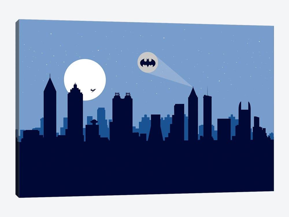Atlanta's Hero by SKYWORLDPROJECT 1-piece Canvas Artwork