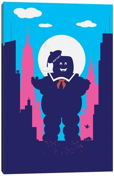 Manhattan Sweet Monster Canvas Art Print