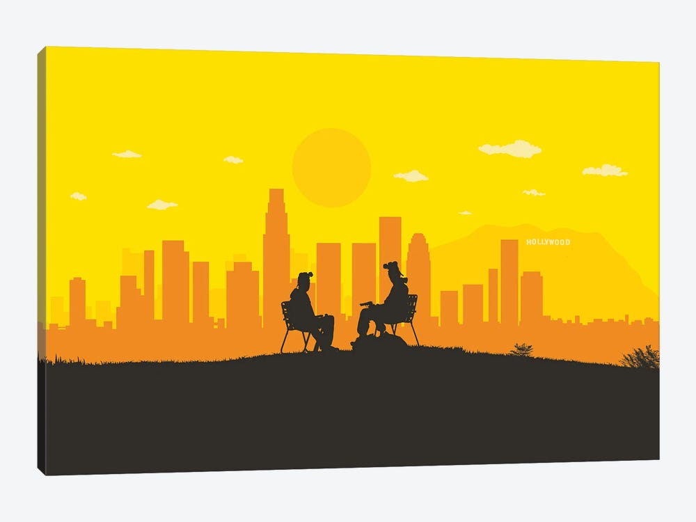 L.A. Chemistry by SKYWORLDPROJECT 1-piece Canvas Art