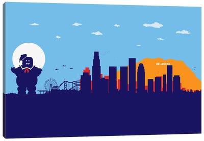 L.A. Sweet Ghost Canvas Art Print