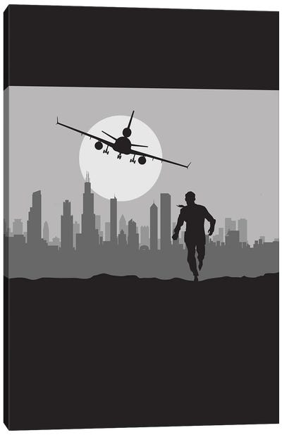 North by Chicago Canvas Art Print