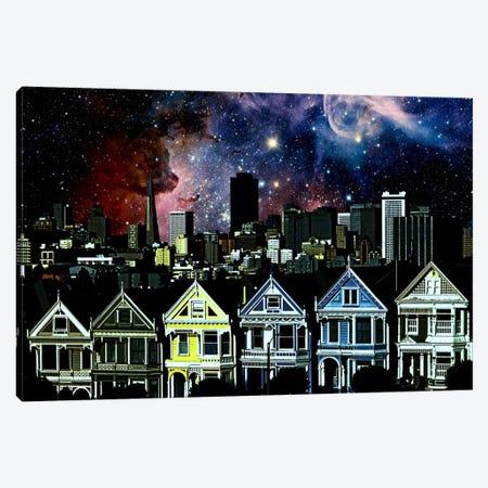 San Francisco, California Carina Nebula Skyline Canvas Print #SKY60} by 5by5collective Canvas Art Print