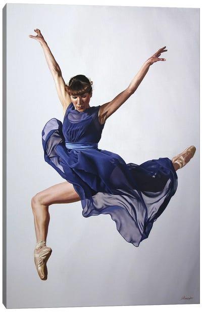 Motion Canvas Art Print