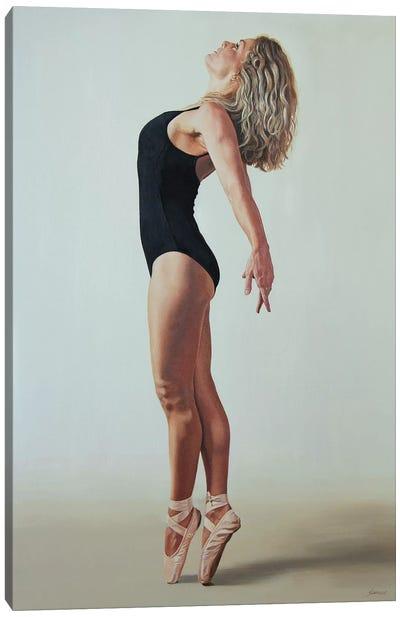 Pose 27 Canvas Art Print