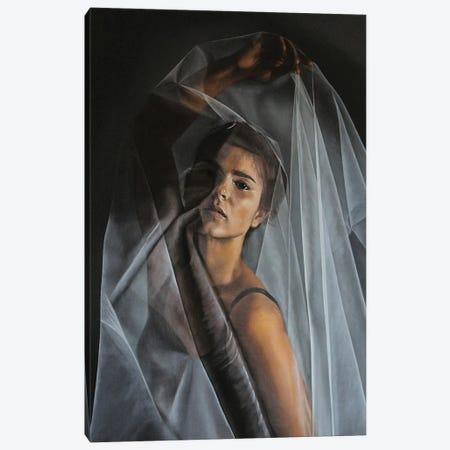 Through The Haze 3-Piece Canvas #SLA41} by Sally Lancaster Canvas Art