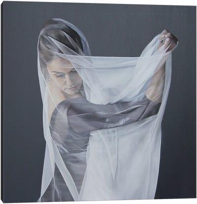 Veiled Within Canvas Art Print