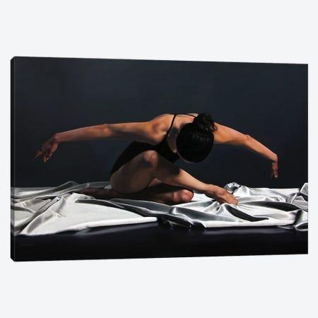 Curvation Canvas Print #SLA53} by Sally Lancaster Canvas Print