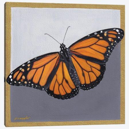 Monarch Canvas Print #SLA59} by Sally Lancaster Canvas Print