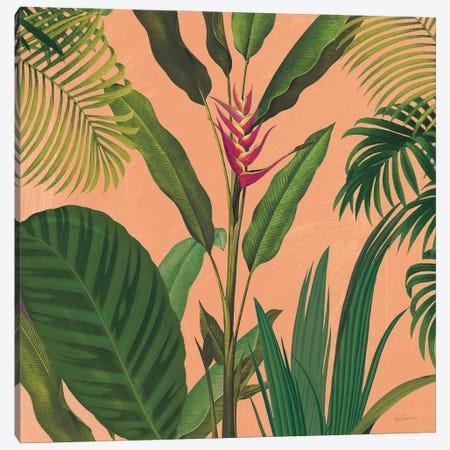Dramatic Tropical II Boho Canvas Print #SLB121} by Sue Schlabach Canvas Art Print