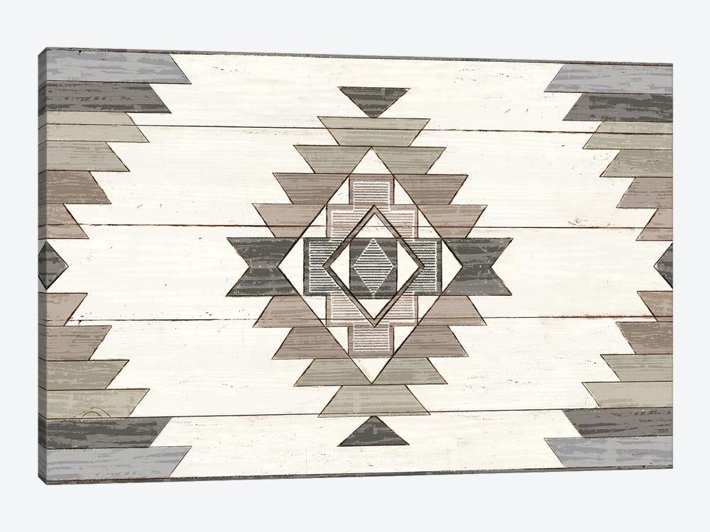 Cabin Life X Neutral by Sue Schlabach 1-piece Canvas Art