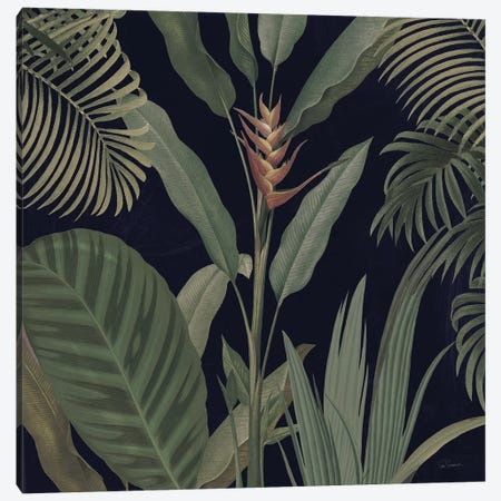 Dramatic Tropical II Light Canvas Print #SLB57} by Sue Schlabach Canvas Art Print