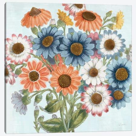 Fresh Midsummer I Canvas Print #SLB62} by Sue Schlabach Canvas Art Print