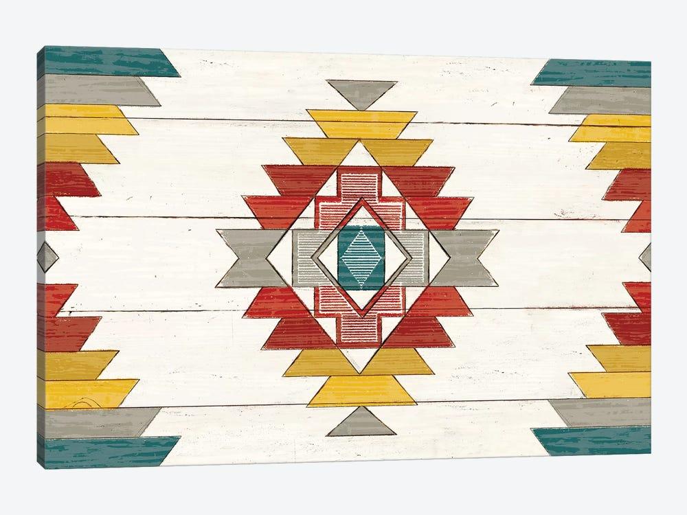 Cabin Life X Neutral v2 by Sue Schlabach 1-piece Canvas Art Print