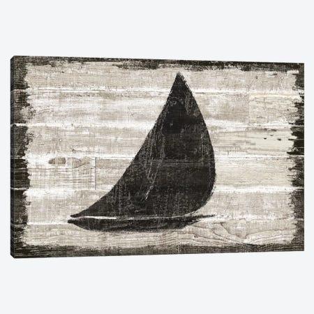 Driftwood Coast I Canvas Print #SLB81} by Sue Schlabach Canvas Print