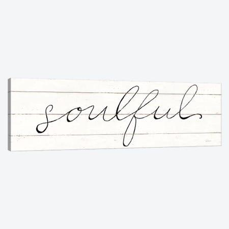 Soulful Canvas Print #SLB90} by Sue Schlabach Canvas Art