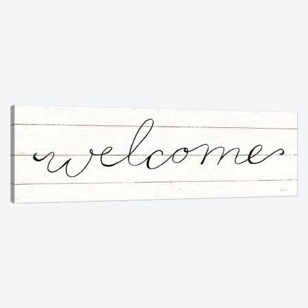 Welcome Canvas Print #SLB91} by Sue Schlabach Canvas Art