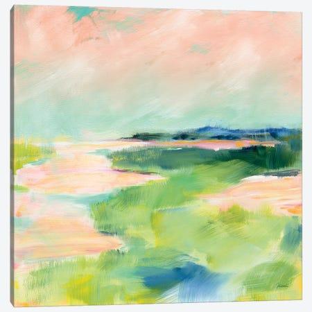 Tidewater Canvas Print #SLB97} by Sue Schlabach Canvas Art Print