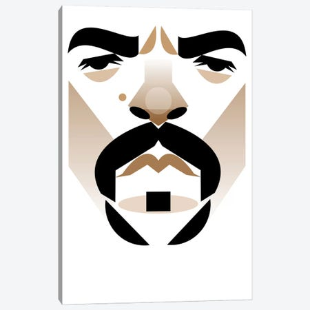 Ice T Canvas Print #SLC19} by Stanley Chow Canvas Print